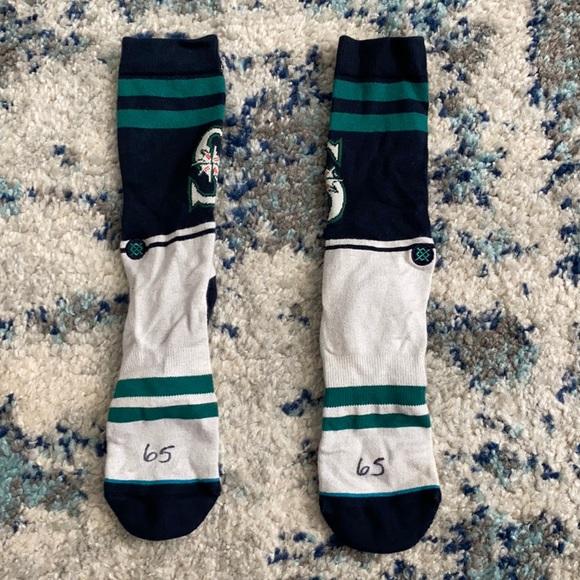 Seattle Mariners socks Large